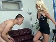 Courtney Taylor Orders Her Pervert Around
