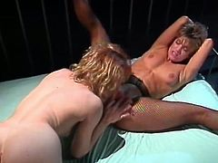 Small tits voluptuous bitchy nymph lied on back in lotus pose. Her hot tempered lovely girlie slided her gentle tongue all over her thirsting twat. She was in delight. Look at these insatiable lesbians in The Classic Porn sex clip!
