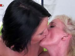 Oh my gosh... This girls so excite me! It's amazing pussy and anal fisting of busty mature whore! Look at this lesbian sex scene in Filthy and Fisting xxx video!