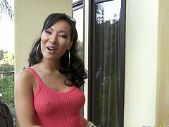 Watch these two horny and kinky asian babes pleaing their frined who loved to penetrate them both in his bedroom in Brazzers Network sex clips.
