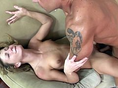 Make sure you have a look at this hardcore scene where the sexy Staci Silverstone is fucked by this guy's hard cock.