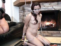 Sophie Dee is in the mood for pussy eating and does it with lesbian Kita Zen