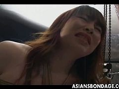 Asians Bondage brings you a hell of a free porn video where oyu can see how a tied up Japanese woman gets burned with wax while assuming very hot positions.