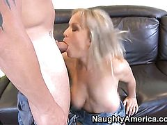 Jessica Moore gets a fuck with hard cocked dude Dale Dabone