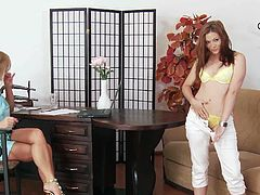 Silvia saint interviews amateur michelle