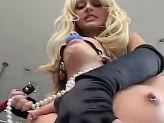 Threesome story with two bitchy ones, who are enjoying their total domination over this dude. They give him a hell of a fuck really!