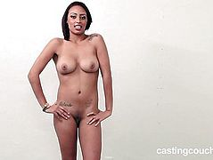 Castingcouch-HD.com - Black Whore Casting