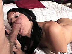 Bobbi Brixton gets hammered the way she loves it