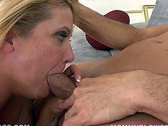 Dick blowing workout of sizzling hot blonde bitch Ginger Lynn