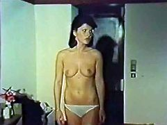 Big dicked horny stud pokes seductive sultry black haired babe in bed and after that gets awesome deep throat blowjob. Look at this insatiable stud in The Classic Porn sex clip!