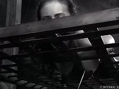 Limit time I had Casey Calvert in my clutches she told me she wanted me to create her primary experience with Show Metal exceedingly special…. That time I kept her spread off and open, letting her feel how tough it was to pull against her restraints. This time I have her boxed up therefore that she has no room to squirm when my riding crop comes down. The only time I free of charge her is to put her face down and butt up in stocks.