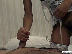 Small breasted bitch Suzie Best makes fantastic flying to guy with tiny dick