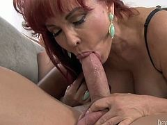 Black haired bonny bitch got presented nice cunnilingus. Meanwhile that red haired bosomy lassie rode that huge penis in reverse cowgirl style. Enjoy this hot babes in Fame Digital sex video!