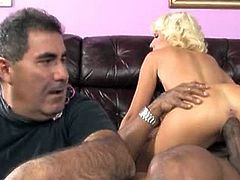 Alexia Skye ablaze with massive dick. She was more concerned with trying to swallow Shane's big black dick but could barely fit it all in her mouth but she's loving it.