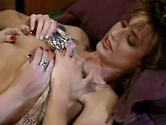 Filthy dark and short haired bitch licks the clit and butthole of sexy blond haired bitch with nice body. Watch at this lesbians in steamy The Classic Porn xxx clip.