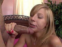 Blond head rapacious sexploitress dreams her thirsting mouth to be incredibly poked by tremendous hot blooded cream stick. Watch this insatiable bitch in Fame Digital porn video!