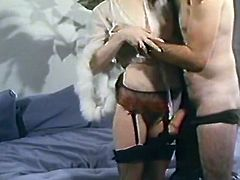 Light haired bitchy wench spreads her legs wide. Her kinky red haired kooky takes big sex toy and drills saggy vag of her playmate.Watch these hotties in The Classic Porn sex clip!