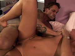 Michelle Lay from Sweet Sinner looks amazing in this rough porn spectacle