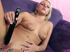 Shameless light haired tootsie with awesome titties spread her legs wide and enjoyed fancy eating of her slit provided by that kinky dawg. Have a look at this filthy chick in My XXX Pass sex clip!