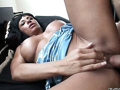 Daniela G and Nacho Vidal enjoy oral sex they will never forget