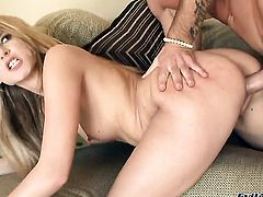 Katie Summers spends her sexual energy with hard fuck stick in her wet spot