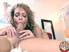 Kinky MILF Kelly Leigh really enjoys giving her partner an amazing deepthroat. Watch this slut in My XXX Pass sex clips.