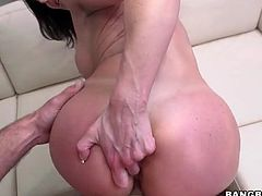 Milf Kendra Lust has big cock doggystyle sex
