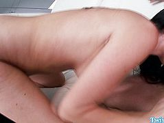 Slut Nikki Daniels loves rough banging