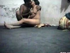 Horny and slutty brunette with nice body gets fucked