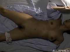 Hit play and watch this amazing hardcore sex scene right here with this hot Japanese MILF gettin' totally nailed! Check it out!