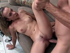 Check out this hardcore scene where these horny babes are nailed by big cocks in this group sex scene that'll make your dick hard.