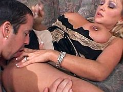 Check out insolent milf having her pussy ravaged in a stunning hardcore