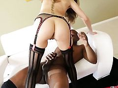Prince Yahshua is one hard-dicked guy who loves oral sex with Lexington Steele