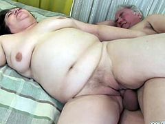 Make sure you take a look at this hot clip where thie mature couple fuk hard on camera until he ends up cumming all over her tits.