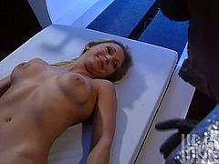 Have a look at this amazing lesbian scene where these beautiful blondes have a lesbian moment in front of the camera just for you.