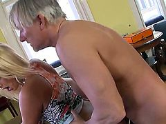Wanna jerk off nicely staring at Christoph Clark banging Ivana Sugar and Vanessa Praud Blonde and brunette cuties are kneeling and giving nice fellatio first of all.