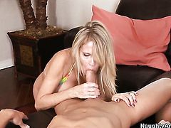 Bridgett Lee knows that hard fuck with Jack Cummings is the only thing that can make her feel better
