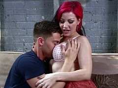 Tori Lux from Burning Angel is in for one nasty adventure along horny guy eager to feel her wet cunt
