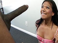 Emy Reyes fucks Sean Michaels