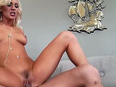 Blonde whore Cameron Dee gets banged so hard by Johnny Castle. The man is going to drill snatch of the naughty bitch before starting to lick her tight butthole.