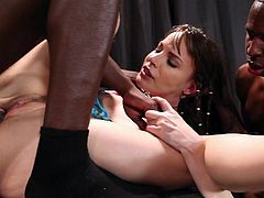 Wild Dana DeArmond goes black