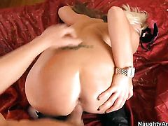 Skylar Price makes a dream of never-ending fucking with horny dude Jack Lawrence a reality