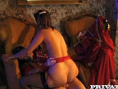 Private brings you a hell of a free porn video where you can see how this amazing hardcore compilation will blow your mind. Blonde and brunette sluts get banged hard very hard!