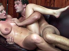 All that harsh fucking is soon to end with a huge cum splashing all over babe's trimmed pussy