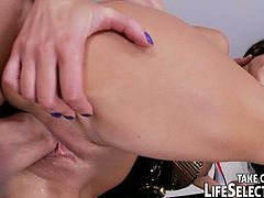 Life Selector brings you a hell of a video where you can see how these wild sluts are ready to get banged hard. Alyssa Divine, Eva Angelina, Brooke Haven, Breanne Benson, Sara Stone, Dani Jensen, Samantha Ryan are on fire today!
