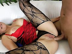 Blonde ebony sucks like theres no tomorrow in steamy blowjob action with hard cocked dude