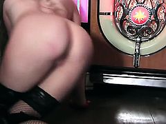Syren Sexton has some time to play with her love box