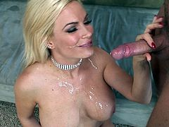 Danny Wylde and Diamond Foxxx are fucking
