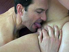Chubby mature mom is screwed bad in a missionary position