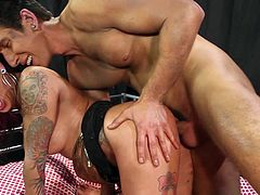 Nothing compares with the hardcore scenes that Joanna Angel provides when she gets fully wild and nasty